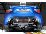 Milltek Primary Выхлоп Resonated Subaru BRZ | Scion FR-S 13-14