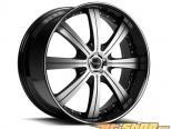 Savini Чёрный di Forza-BM5 Диски 20x8.5