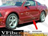 Накладки на двери на Ford Mustang 05-09 Stalker Полиуретан