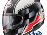 Arai Vector-2 Contest Красный Шлем LG