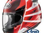 Arai Vector-2 Hawk Красный Шлем XL