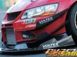 Voltex Twin Canards Wet Карбон Cyber Edition Mitsubishi Lancer Evolution VII 01-02