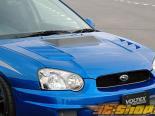 Пластиковый капот Voltex GT для Subaru Impreza WRX   STi 2004-2005