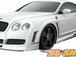 Передний бампер Veilside Premier на Bentley Continental GT 03+