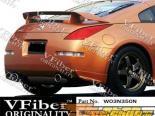 Спойлер на Nissan 350Z 03-08 TypeN VFiber