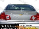 Спойлер для Chevrolet Malibu 08-09 Deck VFiber