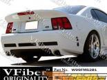 Спойлер для Ford Mustang 99-04 S281 VFiber