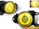 Противотуманная оптика для GMC Yukon 00-05 HALO PROJECTOR Жёлтый