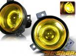Противотуманные фары на Ford Ranger 01-05 Halo Projector Yellow
