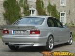 Спойлер AC Schnitzer для BMW 5 Series E39 седан 96-03