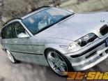 Губа на передний бампер AC Schnitzer для BMW 3 Series E46 седан|Touring 99-8|01