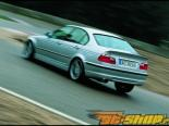 Накладка на задний бампер AC Schnitzer на BMW 3 Series E46 седан 99-8|01