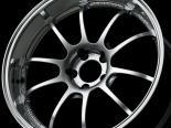 Advan RZ-DF Wheels 18x9.5 5x130 +40mm Machining & Racing Hyper Silver