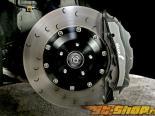 Alcon супер комплект больших тормозов на Nissan R35 GT-R 09+