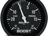 Autometer AutoGage 2 5/8 Boost/Vacuum Датчик