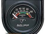 Autometer AutoGage 1 1/2 давление масла Датчик
