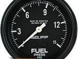 Autometer AutoGage 2 5/8 давления топлива Датчик