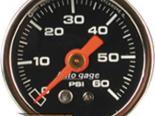 Autometer AutoGage 1 1/2 давления топлива 0-60 Датчик