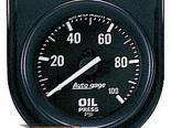 Autometer AutoGage 2 1/16 давление масла Датчик