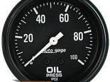Autometer AutoGage 2 5/8 давление масла Датчик