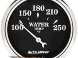 Autometer Old Tyme Чёрный 2 1/16 температуры жидкости Датчик