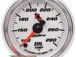 Autometer C2  2 1/16 температуры масла Датчик