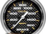 Autometer Карбоновый 2 5/8 тормозной Pressure Датчик