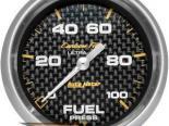 Autometer Карбоновый 2 5/8 давления топлива Датчик
