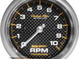 Autometer Карбоновый 5in. тахометр 10000 RPM