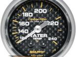 Autometer Карбоновый 2 1/16 температуры жидкости 120-240 Датчик