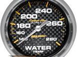 Autometer Карбоновый 2 5/8 температуры жидкости 140-280 Датчик