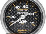 Autometer Карбоновый 2 5/8 давления топлива 0-100 Датчик