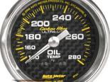 Autometer Карбоновый 2 1/16 температуры масла Датчик