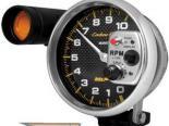 Autometer Карбоновый 5in. тахометр Shift Lite 10000 RPM