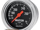 Autometer Traditional Хром 2 1/16 температуры жидкости 140-280 Ga