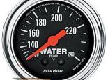 Autometer Traditional Хром 2 1/16 температуры жидкости 120-240 Ga