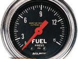 Autometer Traditional Хром 2 1/16 давления топлива 0-15 Датчик