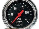 Autometer Traditional Хром 2 1/16 давление масла 0-200 Датчик