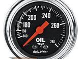 Autometer Traditional Хром 2 1/16 температуры масла Датчик