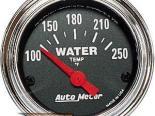 Autometer Traditional Хром 2 1/16 температуры жидкости Датчик