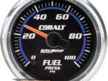 Autometer Cobalt 2 1/16 давления топлива 0-100 Датчик