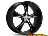 Американские Racing Authentic Hot Rod BLVD Литые диски 20x8.5 5x120.65