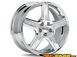 American Racing Maverick Wheels 18x8 5x112 +40