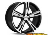 American Racing Villain Wheels 18x8 5x112 +40