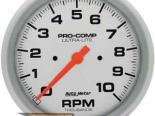 Autometer Ultra Lite 5&#34 тахометр Single Range 10000 RPM