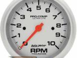 Autometer Ultra Lite 3 3/8 тахометр Single Range 10000 RPM