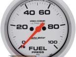 Autometer Ultra Lite 2 5/8 давления топлива 0-100 Датчик