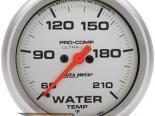 Autometer Ultra Lite 2 5/8 температуры жидкости 60-210 Датчик