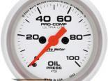 Autometer Ultra Lite 2 1/16 давление масла Датчик