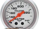 Autometer Ultra Lite 2 1/16 температуры жидкости 120-240 Датчик